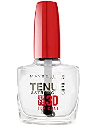 GEMEY MAYBELLINE Tenue et Strong Gel Top Coat