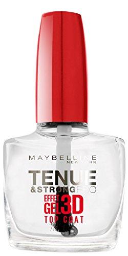 Maybelline New York Tenue et Strong Gel Top Coat