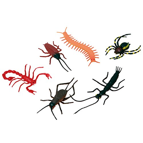 Kids Insekten Kostüm - viving Kostüme viving costumes202571Sortiert Insekten (6x 7cm)