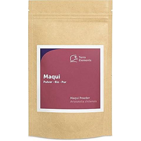 Bio Maqui Pulver, 100 g (Terra Bio-zucker)