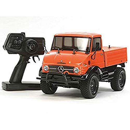 RC LKW kaufen LKW Bild 1: TAMIYA 300057843 - 1:10 RC XB Unimog 406 (CC-01), 2.4 Ghz, orange*