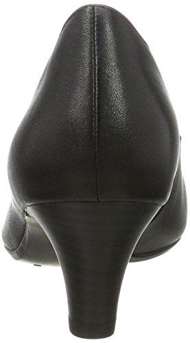 Caprice 22410, Scarpe con Tacco Donna Nero (Black Nappa)