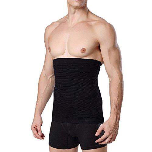 HOUTBY® Männer Taille Cincher Taille Trimmer Abnehmen Gürtel Körper Abdomen Shaper Taille Shaper Trimmen Gewichtsverlust