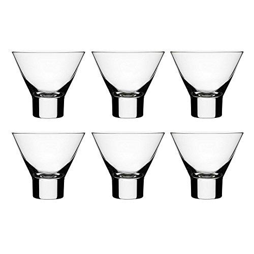 iittala Aarne Cocktailglas Set 6tlg, transparent 14cl