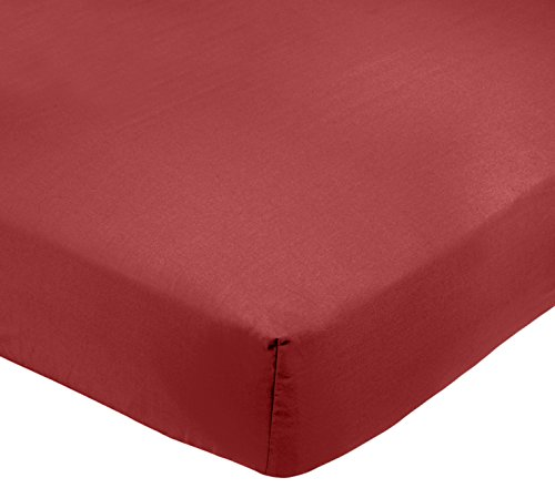 amazonbasics-200-thread-count-polycotton-fitted-sheet-single-burgundy