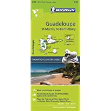 Guadeloupe Map 137: (Michelin Zoom Map): 2