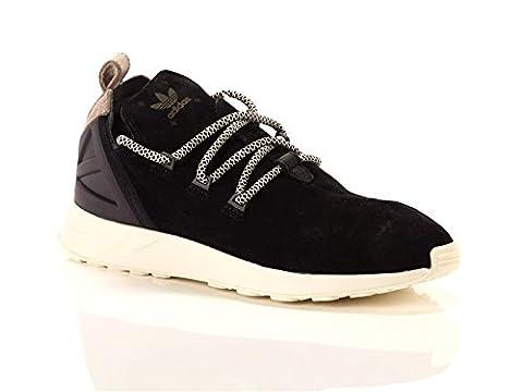 adidas Herren Schuhe ZX Flux Adv X BB1405 schwarz UK 11