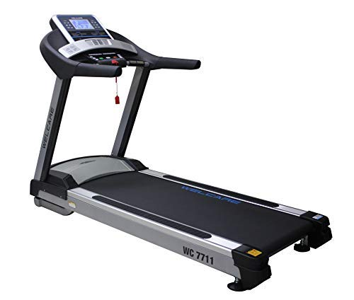 Welcare Commercial Motorized Treadmill WC7711,India's Most Trusted Fitness Equipment's Brand