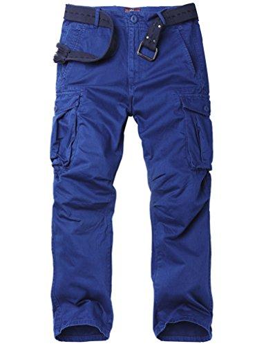 Match Herren Cargo hose#6531 6540 Blau