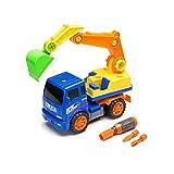 Plastica Costruzioni Giocattolo Assemblare Giocattoli Ideale Regalo per Bambini da 3 Anni,1 pezzi