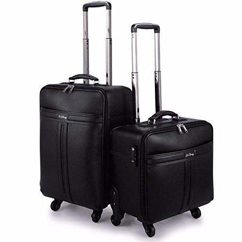 hoom-business-leder-koffer-trolleys-universal-rad-koffer-cabin-h-60l42-w-21-cm-schwarz