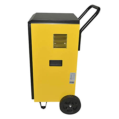 RZH 110L Commercial Dehumidifier Intelligent Efficient Dehumidification Multi-protection Air Dryer For 1-12h Timing