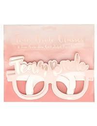Accessorize Lunettes «Team Bride» (Équipe de la mariée) pour enterrement de vie de jeune fille