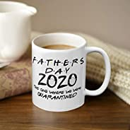 Father's Day Gift 2020 The One Where We Were Quarantined Coffee