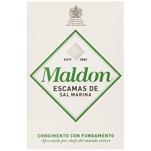 Maldon Escamas De Sal Marina - 250 g