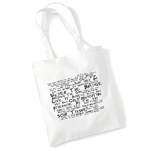 100-cotton-tote-bag-red-hot-chili-peppers-anthology-noir-paranoiac-white-42-x-38-cm-music-song-lyric