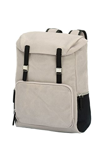 "Samsonite B-Supreme Travel Zaino 13.3"" SP, Poliestere, Taupe Mesh, 17 ml, 38 cm"
