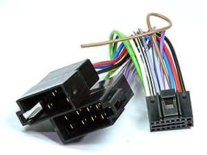 Adatron adaptateur pour autoradio kENWOOD avec faisceau de câbles