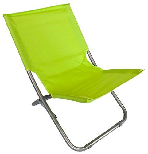Spiaggina mare sedia relax pieghevole