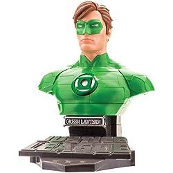 Green Lantern Solid Version Busto Puzle 3D 15 Cm Dc Universe