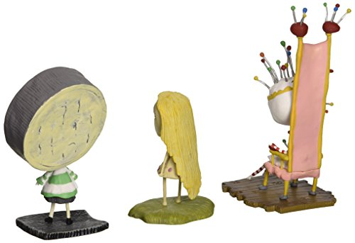 Dark Horse Comics Tim Burton's Tragic Toys for Girls and Boys PVC Set #4 Featuring The Pin Cushion