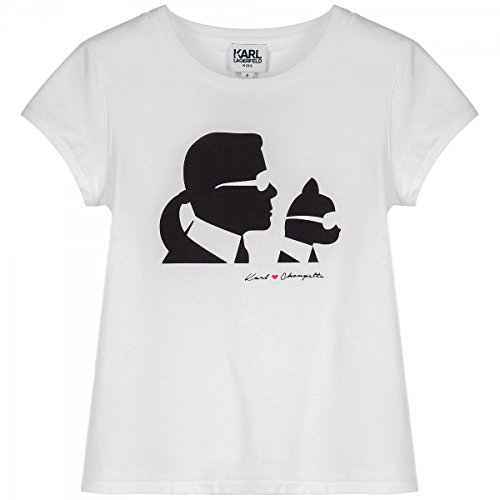 karl-lagerfeld-t-shirt-blanc-10-anni-bianco