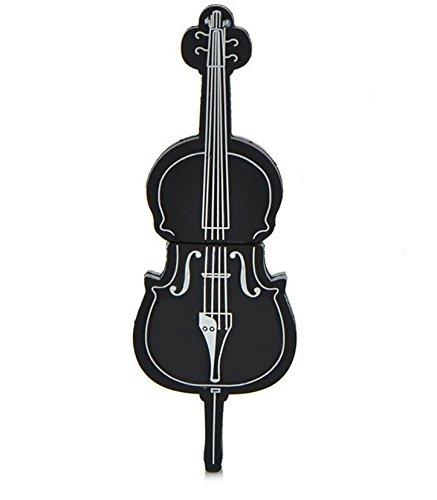 USB Stick Cello 8 GB - Schönes Geschenk für Musiker und Cellisten