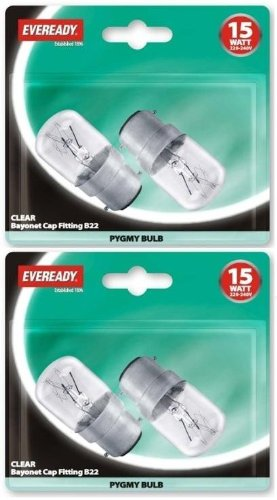 4-x-15w-eveready-pygmy-gluhbirne-bajonettsockel-b22-b22d-bc-240-v-transparent-nahmaschine-appliance-