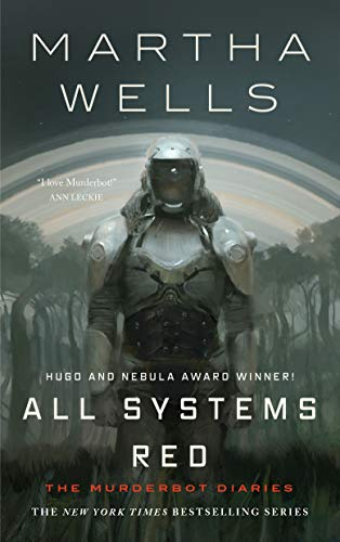 All Systems Red (Kindle Single): The Murderbot Diaries (English Edition) - Standard-serie Eye