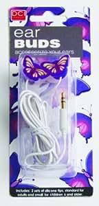Design Kopfhörer BUTTERFLY - Für iPod + MP3 + CD...