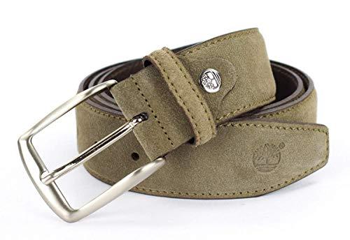 Timberland M4100 Cintura Pelle Uomo Taupe 125