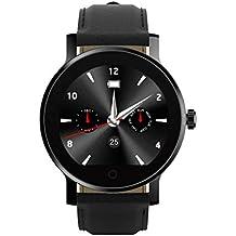 Diggro K88H Smartwatch Reloj Inteligente Podómetro Monitor de Ritmo cardíaco siri Recordatorio de Llamada y SMS