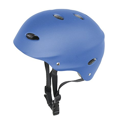 la-sports-blue-junior-kids-childs-childrens-urban-skate-helmet-ideal-for-skateboard-bmx-bike-and-stu