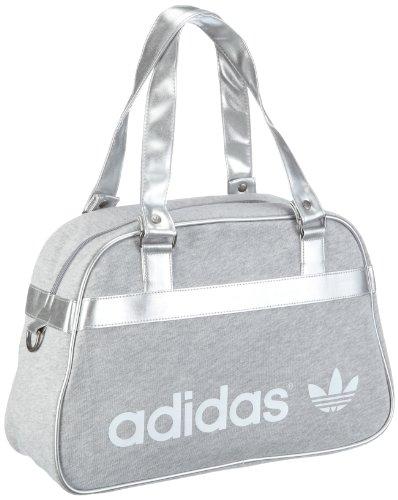 adidas Damen Tasche AC Bowling Ft, white, 39x25x13 cm, - Tasche Adidas Damen