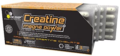 Creatine Magna Power - 300 mega caps by Olimp Nutrition M by Olimp Nutrition