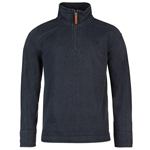 ocean-pacific-herren-quarter-pique-sweatshirt-sweater-pullover-langarm-marineblau-xxxx-large
