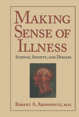 Making Sense of Illness Hardback: Science, Society and Disease (Cambridge Studies in the History of Medicine)