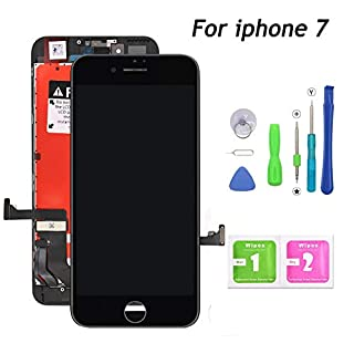 AG Neovo Screen Replacement For iPhone 7 Black LCD Touch Display Screen Repair Tools Set(iPhone 7 Screen, Black)