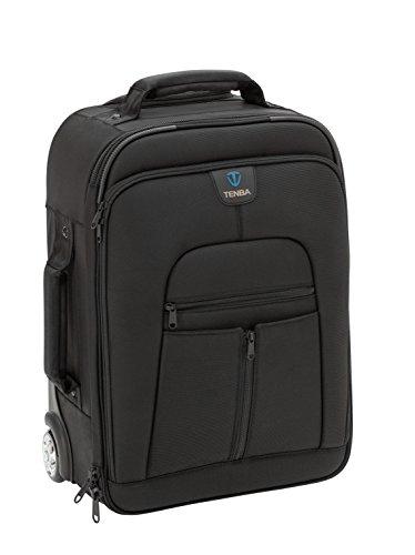 Tenba 638-327 Roadie II Universal Rolling Photo Case für DSLR Kamera und Laptop 43,1 cm (17 Zoll) schwarz