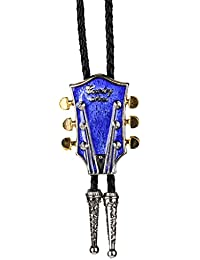 MagiDeal Bola de Lazo Rodeo Vaquero Guitarra de Música Country Joya de Manera