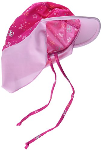 Sterntaler Baby-Mädchen 2501897 Kappe, Pink (Magenta 745), 43