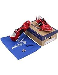 POLANIK Par de zapatillas con clavos para atletas de diferentes disciplinas deportivas - atletismo - talla 36