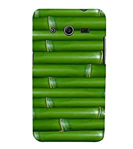 Ebby Designer Printed 3D High Quality Mobile Back Case Cover For Samsung Core 2 (Premium Matte Finishing Back Case )