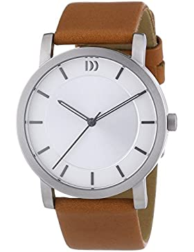 Danish Design Damen-Armbanduhr Analog Quarz Leder 3324538