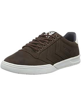 HML STADIL WINTER LOW SNEAKER (niedriger Schaft), gefütterte Herren- und Damensneakers (Unisex), Leder Sneakers...