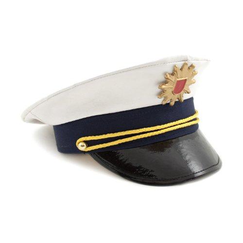 Kid's Shirt Polizei Einsatzmütze blau / (Polizei Kostüme Shirt)