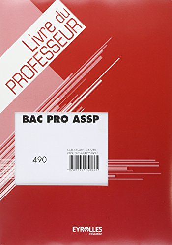 Sciences Medico-Sociales - Animation/Education a la Sante - Prof - Bac Pro Assp.