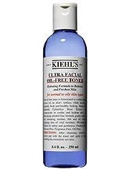 Kiehl's Toner Sans Huile Ultra Pour le Visage 8.4oz (250ml)