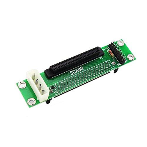 adaptare 47008 Adapter SCA-Festplatte 80-pin an SCSI 68-pin