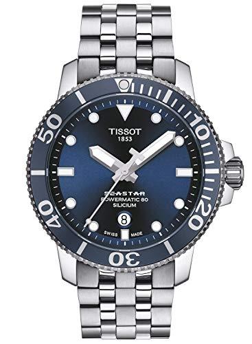 Tissot Herren-Taucheruhr Seastar 1000 Automatic T120.407.11.041.01